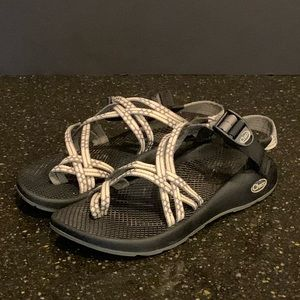 Chaco ZX/2 Orthopedic Sandals.  Women's 9